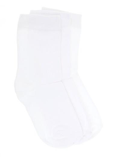 Soobe 3'lü Çorap Beyaz
